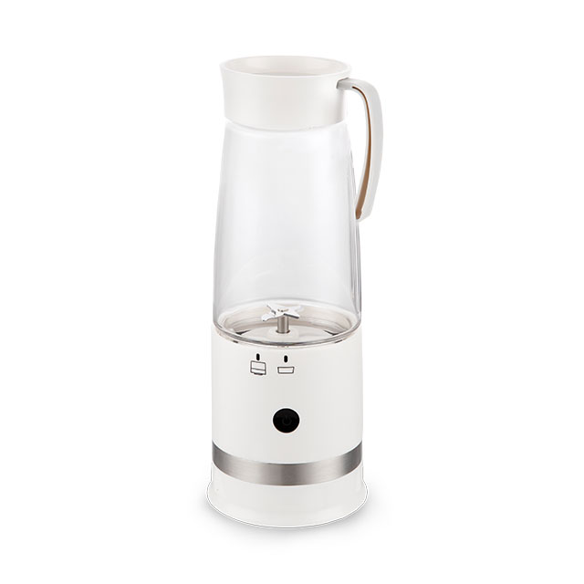 Rechargeable Mini Blender with Vacuum Lid