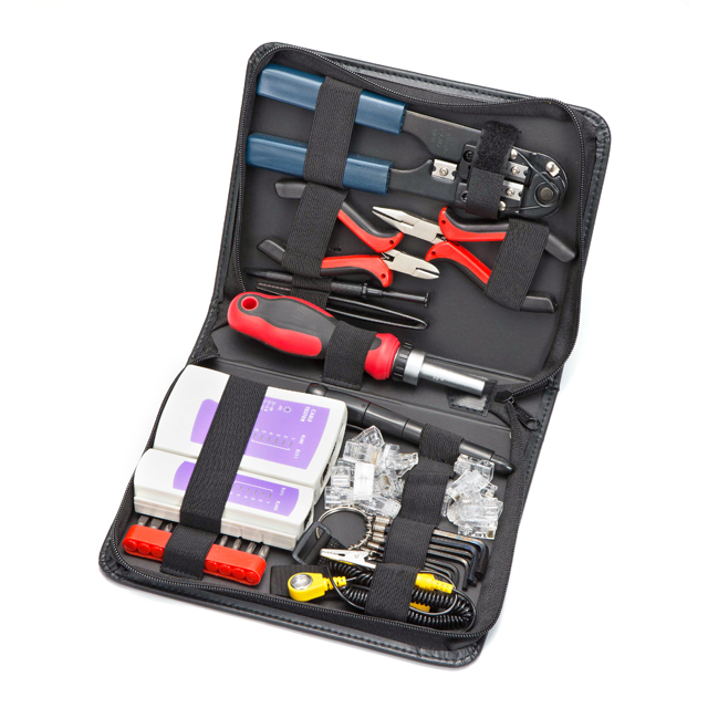 Precision Network Cable Tool Kit