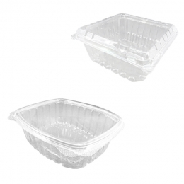 Disposable PLA Fruit Vegetables Containers