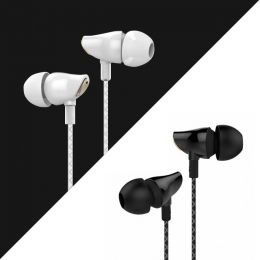 Hi-Fi Stereo Ceramic Earphones