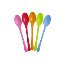 Compostable PLA/CPLA Dessert Spoon