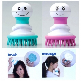 Waterproof Scalp Cleansing Massager