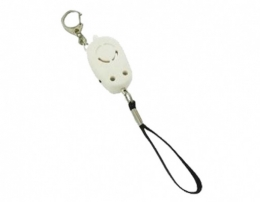 Self-Defense Security Alarm Keychain