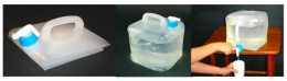 Foldable Water Container