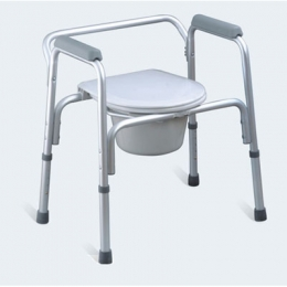 Aluminum 3-in-1 Commode chair