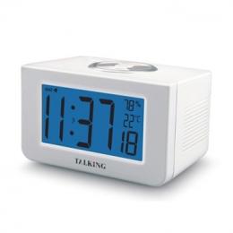 Radio Controlled Talking Alarm Clock