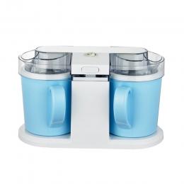 2 Freezer Bowls Ice Cream Machine
