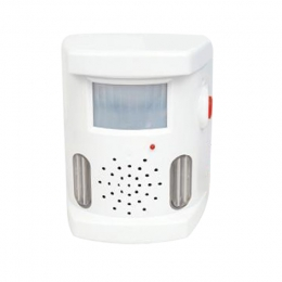 Ultrasonic Rodent Repeller with LED