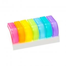 Quality Weekly Pill Box Set