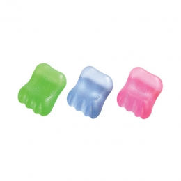 Finger Shaped Jelly Hand Grip