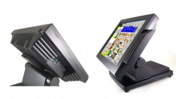 Dust and Water Proof Fanless POS Terminal