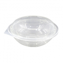 Eco-Friendly PLA Salad Bowls