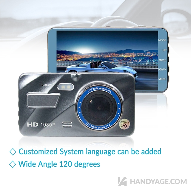 HD Dashboard Camera